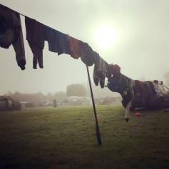 heavy duty washing line