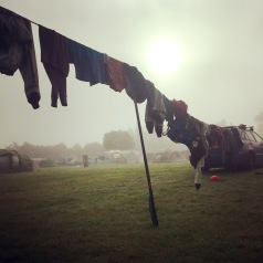 heavy duty washing line